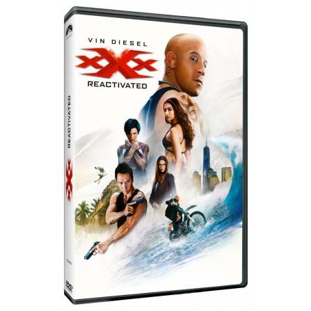 XXX: REACTIVATED  SONY - DVD
