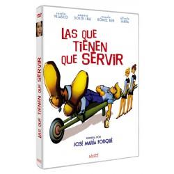 Las que tienen que servir - DVD