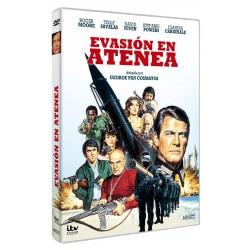 Evasión en Atenea - DVD