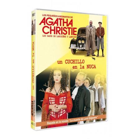 Los pequeños asesinatos de A. Christie: un cuchillo en la nuca - DVD