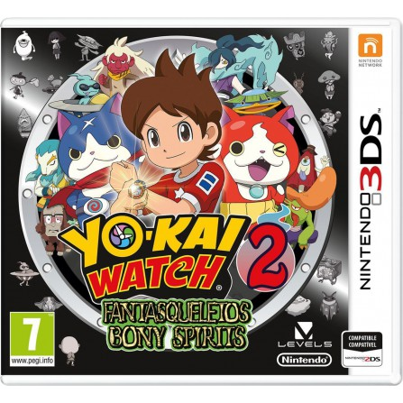Yo-Kai Watch 2 Fantasqueletos - 3DS