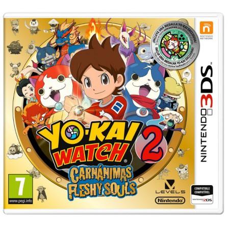 Yo-Kai Watch 2 Carnanimass - 3DS