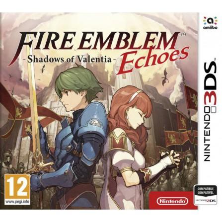 FIRE EMBLEM ECHOES:SHADOWS VALENTINA/3DS