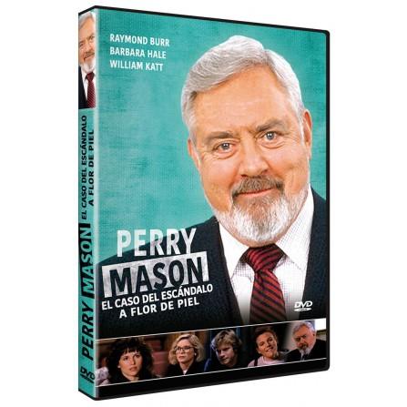 Perry Mason El caso del escándalo a Flor de Piel - DVD