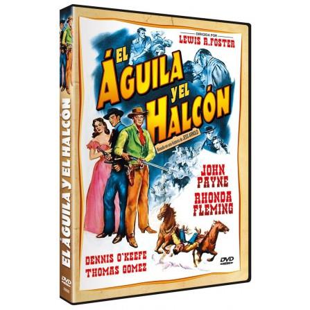 El águila y el halcón - DVD