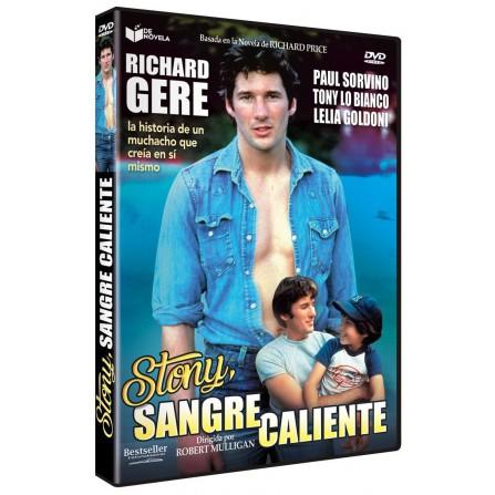 STONY, SANGRE CALIENTE LLAMENTOL - DVD