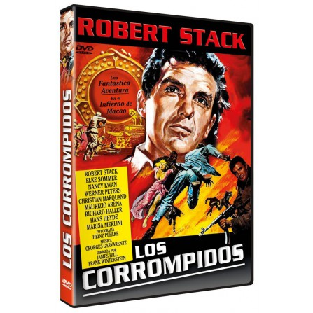 CORROMPIDOS, LOS  LLAMENTOL - DVD