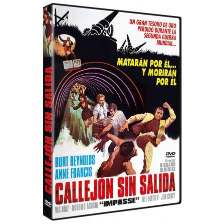 Callejón sin salida (1969) - DVD