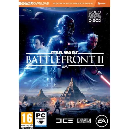 Star Wars Battlefront II (Codigo Descarga) - PC