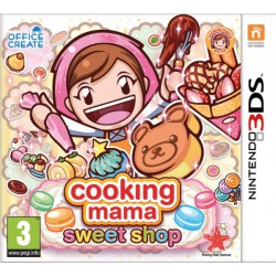 Cooking Mama Sweet Shop - 3DS