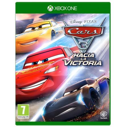 Cars 3 Hacia la victoria - Xbox one
