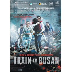 TRAIN TO BUSAN (STEELBOOK) KARMA - BD