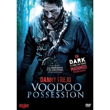 VOODOO POSSESSION KARMA - DVD