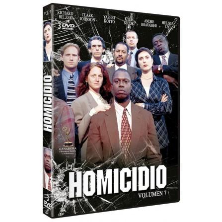 HOMICIDIO VOL 7 LLAMENTOL - DVD