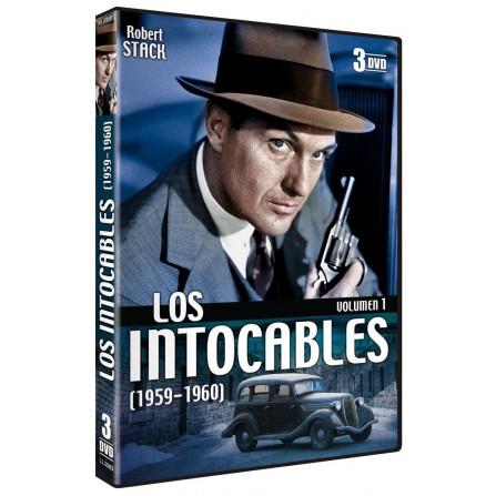 Intocables - Vol. 1 - DVD