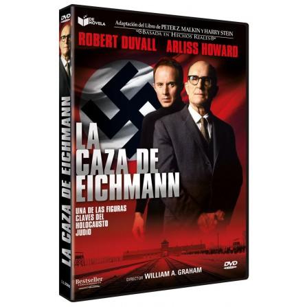 La Caza de Eichmann - DVD