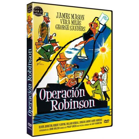 Operacion Robinson - DVD