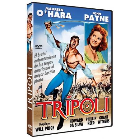 Tripoli (1950) - DVD