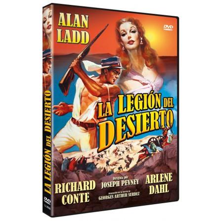 La Legión del desierto - DVD