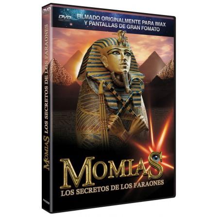 MOMIAS,SECRETOS FARAONES/ LLAMENTOL - DVD