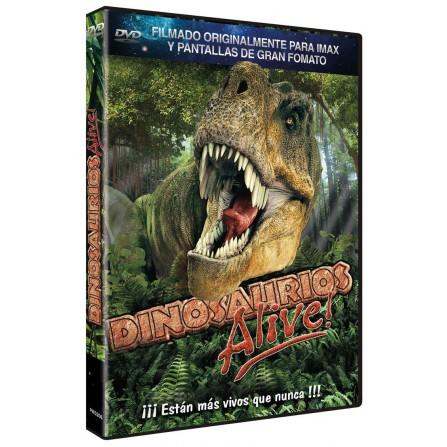 Dinosaurios Alive - DVD