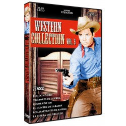 Western Collection - Vol. 5 - DVD