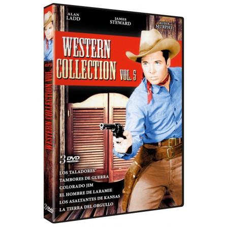 WESTERN COLLECTION VOL 5 LLAMENTOL - DVD