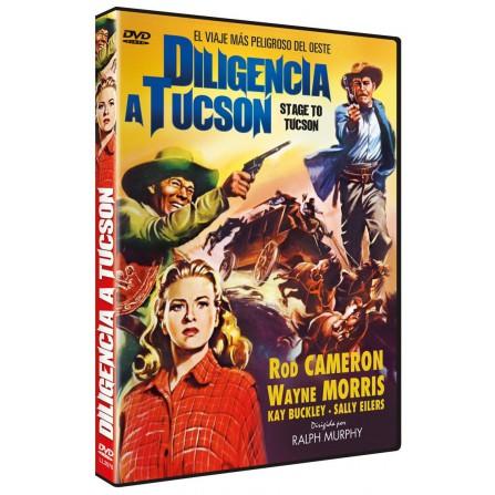 DILIGENCIA A TUCSON LLAMENTOL - DVD