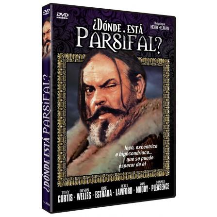 ¿Dónde está Parsifal? - DVD