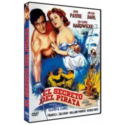 El secreto del pirata - DVD