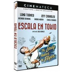 ESCALA EN TOKIO LLAMENTOL - DVD