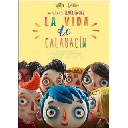 La vida de Calabacín - DVD