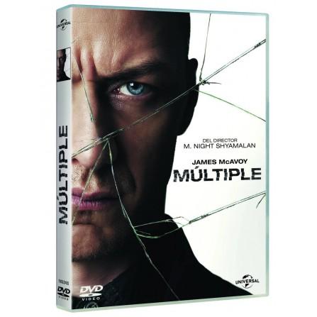 Múltiple - DVD