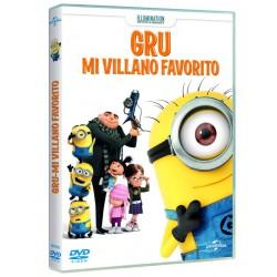Gru: mi villano favorito (ed. 2017) - DVD