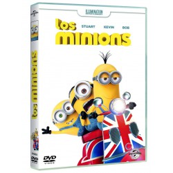 MINIONS, LOS (ED. 2017) SONY - DVD