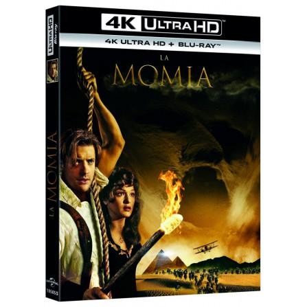 La momia 1 (4K UHD + BD)