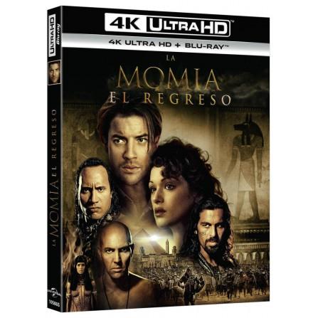 La momia 2: El Regreso (4K UHD + BD)