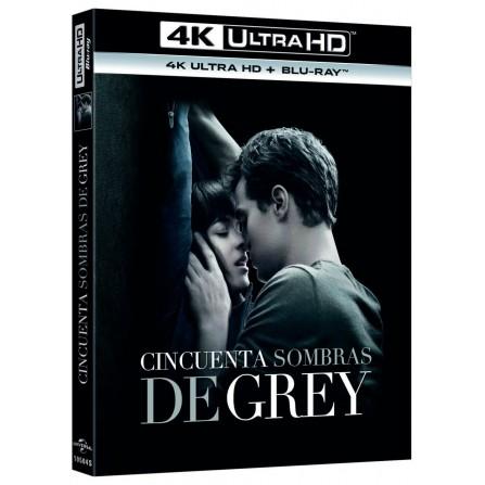 Cincuenta Sombras de Grey (4K UHD + BD)