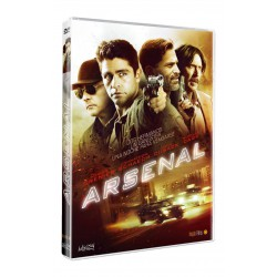 ARSENAL DIVISA - DVD