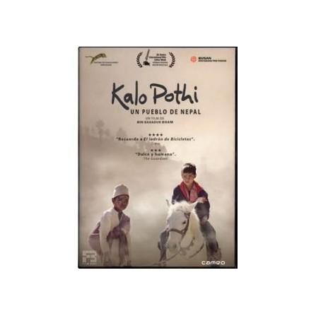 Kalo Pothi, un pueblo de Nepal - DVD