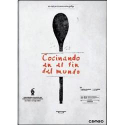 COCINANDO EN EL FIN DEL MUNDO CAMEO - DVD