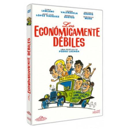 Los económicamente débiles - DVD