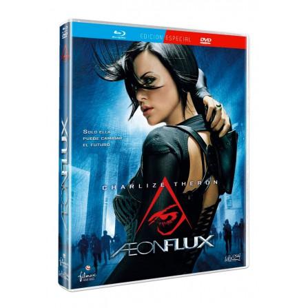 AEON FLUX+DVD DIVISA