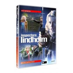 Inspectora Lindholm: El Fantasma + Habrá pena y dolor - DVD