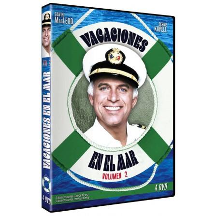 Vacaciones en el mar - Volumen 2 - DVD
