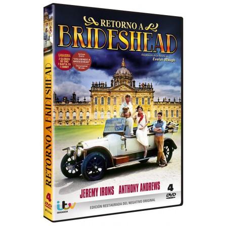Retorno a Brideshead - DVD