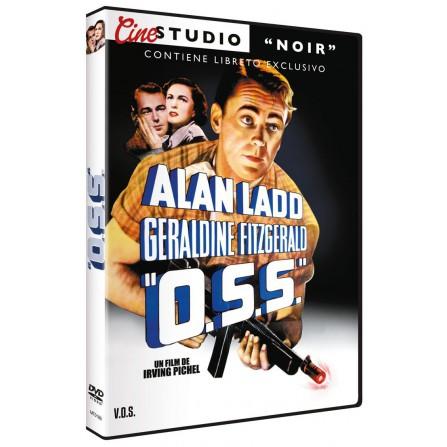Cine Studio Noir O.S.S. - DVD