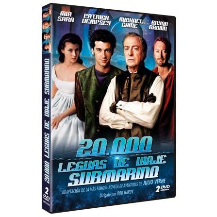 20.000 Leguas de Viaje Submarino (1997) - DVD