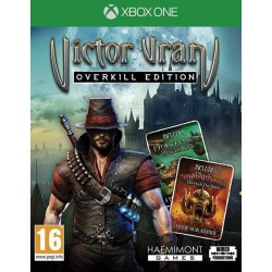 VICTOR VRAN: OVERKILL EDITION/X-ONE