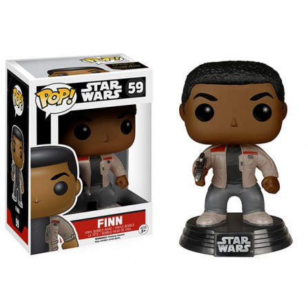 Funko Pop Finn (Star Wars Episodio VII)
